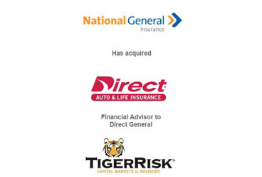 National General Acquires Direct General