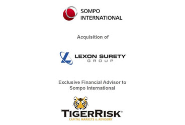 Sompo International Announces Acquisition of Lexon Surety Group