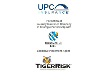United Insurance Holdings Formation of Journey Insurance Company