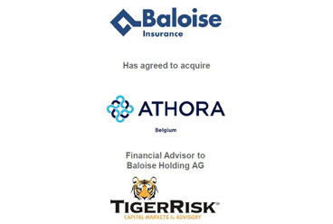 Baloise to Acquire Athora Belgium's Non-Life Insurance Business