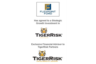 TigerRisk Announces Strategic Growth Investment from Flexpoint