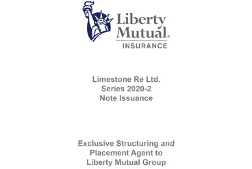 Liberty Mutual Sponsors Limestone Re Ltd. Series 2020-2 Notes
