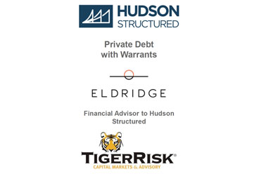 Hudson Structured Completes Financing With Eldridge