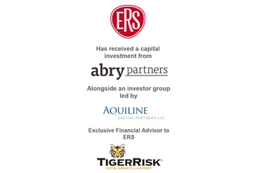 ERS Announces a $350mm Capital Raise led by Abry Partners