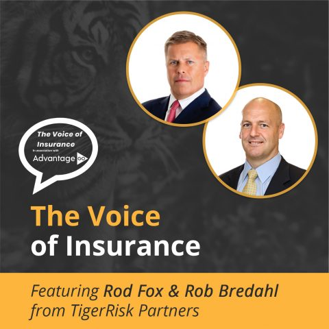 CEO Rod Fox and President Rod Bredahl join @GeogheganMC for his Voice of Insurance podcast