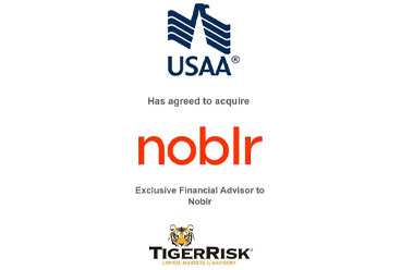 """USAA Announces Plans to Acquire Noblr, Inc. (""""Noblr"""")"""